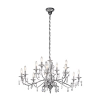 Kichler Lighting Rizzo 12 Light Chandelier in Chrome 42340CH photo thumbnail