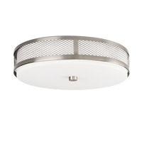 Kichler Signature LED Flush Mount in Brushed Nickel 42379NI
