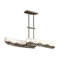 Kichler Lighting Leeds 16 Light Island Light in Shadow Bronze 42430SWZ photo thumbnail