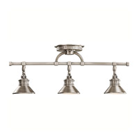 Kichler Lighting Sayre 3 Light Rail Light in Antique Pewter 42439AP