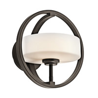 Kichler Lighting Olsay 1 Light Wall Sconce in Olde Bronze 42507OZ