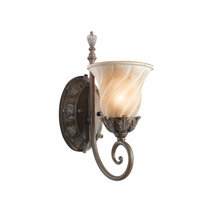 Kichler Lighting Sarabella 1 Light Wall Sconce in Legacy Bronze 42516LZ
