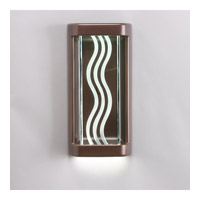 LED Wall Sconces LED 7 inch Olde Bronze Wall Sconce Housing Wall Light