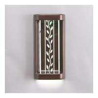 Kichler 42575OZLED LED Wall Sconces LED 7 inch Olde Bronze Wall Sconce Housing Wall Light alternative photo thumbnail