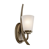 Kichler Lighting Coburn 1 Light Wall Sconce in Old Iron 42609OI photo thumbnail