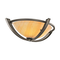 Kichler Lighting Carthage 2 Light Wall Sconce in Olde Bronze 42618OZ