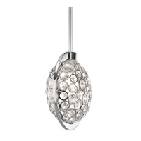 Kichler Lighting Liscomb 3 Light Mini Pendant in Chrome 42664CH