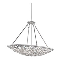 Kichler Lighting Liscomb 10 Light Chandelier in Chrome 42666CH photo thumbnail