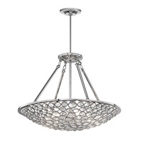 Kichler Lighting Liscomb 6 Light Chandelier in Chrome 42668CH photo thumbnail
