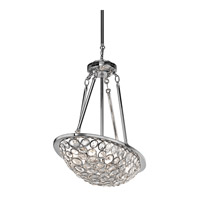 Kichler Lighting Liscomb 8 Light Chandelier in Chrome 42671CH photo thumbnail