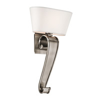 Kichler Lighting Livingston 1 Light Wall Sconce in Classic Pewter 42714CLP photo thumbnail