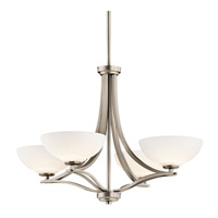 Kichler Lighting Chatham 4 Light Chandelier in Antique Pewter 42760AP photo thumbnail