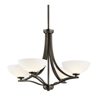 Kichler Lighting Chatham 4 Light Chandelier in Olde Bronze 42760OZ photo thumbnail