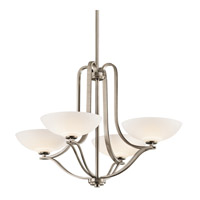 Kichler Lighting Chatham 4 Light Chandelier in Antique Pewter 42761AP photo thumbnail