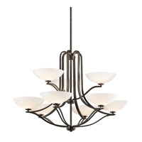 Kichler Lighting Chatham 9 Light Chandelier in Olde Bronze 42762OZ photo thumbnail