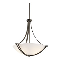 Kichler Lighting Chatham 3 Light Chandelier in Olde Bronze 42764OZ photo thumbnail