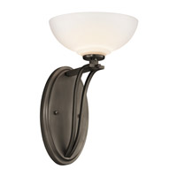 Kichler Lighting Chatham 1 Light Wall Sconce in Olde Bronze 42767OZ
