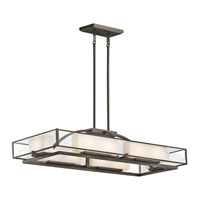 Kichler Lighting Isola 10 Light Island Light in Olde Bronze 42825OZ