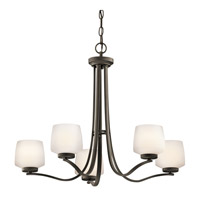 Kichler Lighting Truett 5 Light Chandelier in Olde Bronze 42830OZ
