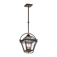 Kichler Ryegate 2 Light Pendant in Olde Bronze 42908OZ