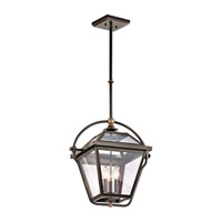 Kichler Ryegate 3 Light Pendant in Olde Bronze 42909OZ