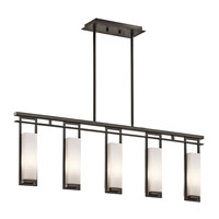 Kichler Lighting Perimeter 5 Light Chandelier in Olde Bronze 42933OZ