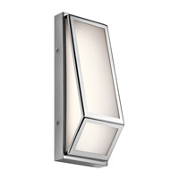 Kichler Savoca 1 Light Wall Sconce in Chrome 42943CHLED