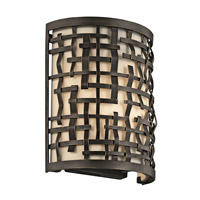 Kichler Lighting Loom 1 Light Wall Sconce in Olde Bronze 43050OZ photo thumbnail