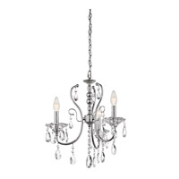 Kichler Lighting Jules 3 Light Chandelier in Chrome 43120CH photo thumbnail