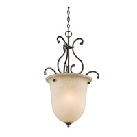 Camerena 1 Light 20 inch Olde Bronze Foyer Chain Hung Ceiling Light