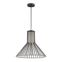 Kichler Boite 1 Light Pendant in Olde Bronze 43245OZ