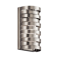 Kichler Roswell 1 Light Wall Sconce in Brushed Nickel 43305NI