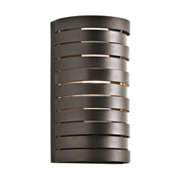 Kichler Lighting Roswell 1 Light Wall Sconce in Olde Bronze 43305OZ