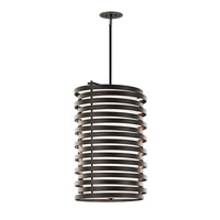 Kichler Lighting Roswell 6 Light Foyer Chandelier in Olde Bronze 43306OZ photo thumbnail