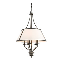 Kichler Lighting Donington 5 Light Chandelier in Olde Bronze 43340OZ photo thumbnail