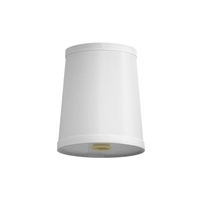 Kichler Rossington 5.75 inch Shade in White Linen 4343