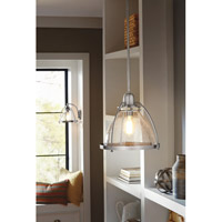 Kichler 43737CLP Silberne 1 Light 13 inch Classic Pewter Pendant Ceiling Light alternative photo thumbnail