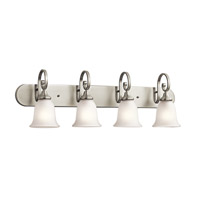 Monroe LED 36 inch Brushed Nickel Vanity Light Wall Light