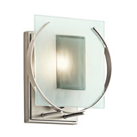 Kichler Lighting Manitoba 1 Light Wall Sconce in Brushed Nickel 45072NI photo thumbnail