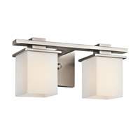 Kichler 45150AP Tully 2 Light 15 inch Antique Pewter Bath Vanity Wall Light