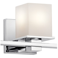 Kichler 45151CH Tully 3 Light 24 inch Chrome Bath Bracket Wall Light  alternative photo thumbnail