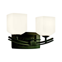 Kichler Lighting Brinbourne 2 Light Bath Vanity in Anvil Iron 45262AVI photo thumbnail