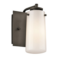 Kichler Lighting Knox 1 Light Wall Sconce in Olde Bronze 45265OZ photo thumbnail