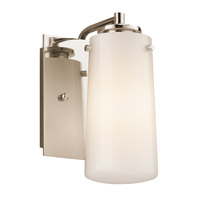 Kichler Lighting Knox 1 Light Wall Sconce in Polished Nickel 45265PN photo thumbnail