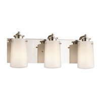 Kichler Lighting Knox Bath Vanity in Polished Nickel 45267PN photo thumbnail