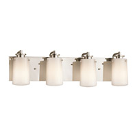 Kichler Lighting Knox 4 Light Bath Vanity in Polished Nickel 45268PN photo thumbnail