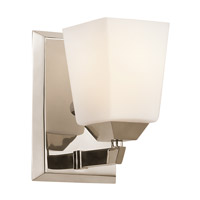 Kichler Lighting Chepstow 1 Light Bath Vanity in Polished Nickel 45304PN photo thumbnail