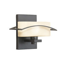 Kichler Lighting Suspension 1 Light Wall Sconce in Black 45315BK