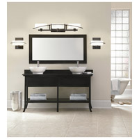Kichler Lighting Suspension 1 Light Wall Sconce in Black 45315BK alternative photo thumbnail