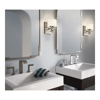 Kichler Lighting Revere 1 Light Bath Vanity in Antique Pewter 45320AP alternative photo thumbnail
